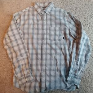 Nike long sleeve button down